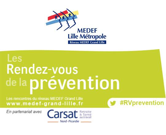 MEDEF rdv prévention